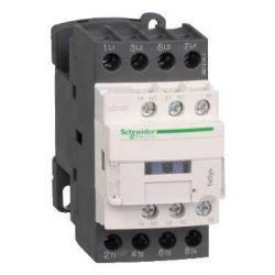 TEE CONTACTOR 4P 20A AC1 1NA/1NC 110V 50/60HZ LC1DT20F7