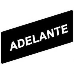 TEE ETIQUETA 8X27MM ADELANTE ZBY02405