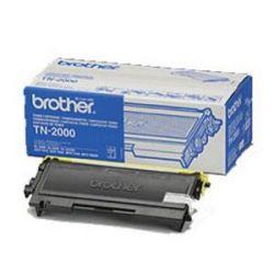 TONER CARTRIDGE BLACK BROTHER TN2000