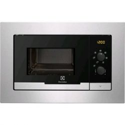 MICROONDAS S/GRILL 20L ELECTROLUX EMM20007OX MARCO