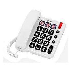 TELEFONO SOBREMESA SPC COMFORT NUMBERS SENIOR PHONE BLANCO