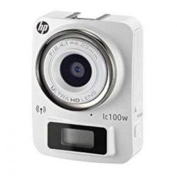 VIDEOCAMARA ACCION HP LC100W BLANCA