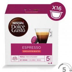 CAFE DOLCE GUSTO ESPRESSO DESCAFEINADO (3X16 CAPSU