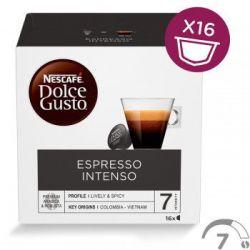 CAFE DOLCE GUSTO ESPRESSO INTENSO (3X16 CAPSULAS)