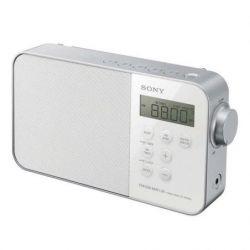 RADIO SONY ICF-M780SLW FM/SW/MW/LW BLANCA