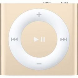 IPOD SHUFFLE 2GB GOLD NEW EDITION