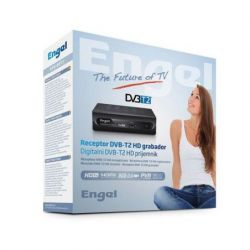 TDT ENGEL RT6100T2 HD  USB GRABADOR ( DV3 T2 )