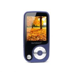 MP4 4GB SUNSTECH THORN 4GB AZUL 1