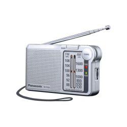 RADIO PORTATIL PANASONIC RF-P150DEG9-S CON ALTAVOZ