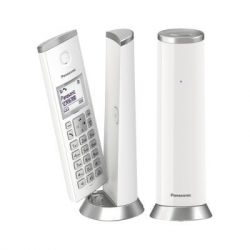 TELEFONO INAL PANASONIC KX-TGK212SPW PREMIUM BLAN