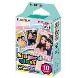 PELICULA FUJIFILM INSTAX MINI STAINED GLASS WW1 10