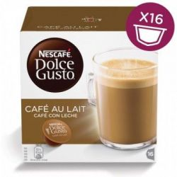 CAFE DOLCE GUSTO CAFE CON LECHE (3x16 CAPSULAS)