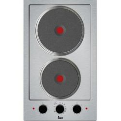 DOMINO ELECTRICA TEKA EFX30.1 2PT 2F 30CM INOX TEMP