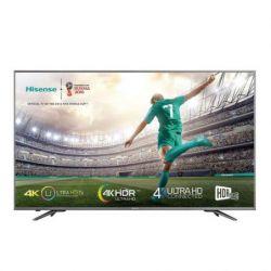LCD LED 75 HISENSE H75N5800 4K UHD HDR PLUS SMART TV QUAD CORE WIFI PLATA