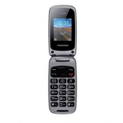 "MOVIL THOMSON TLINK40 1.8"" DUAL SIM CAMARA GRIS"