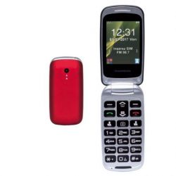 "MOVIL THOMSON SEREA63 2.4"" ROJO"