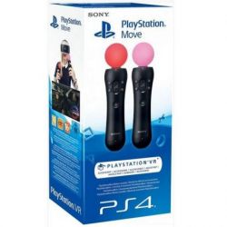 MANDO PS4 SONY MOVE TWIN PACK