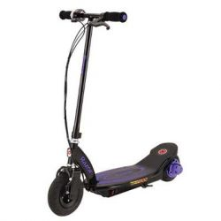 SCOOTER ELECTRICO RAZOR E100 POWER CORE LILA