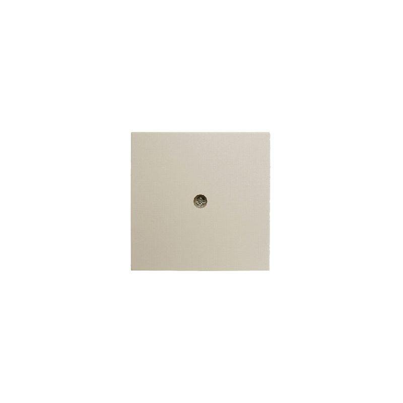 HAG TAPA SALIDA CABLE MARFIL SERIES S1/B3/B7 BRK