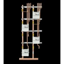BATERIA GAS MPA 6 CONTADORES (2+2+2)