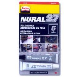 NURAL 27 TUBO 22ML REPARADORA SOLDADURA 5 MINUTOS
