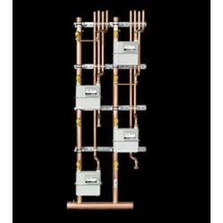 BATERIA GAS MPA 4 CONTADORES (2+2) COMPLETA