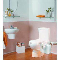 TRITURADOR SANITOP  WC+LAVABO