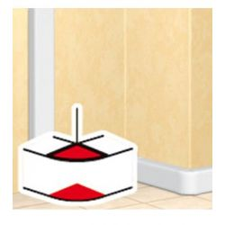 LEGRAND 075631 ANGULO EXTERIOR CLIP 80X50 VARIABLE DLPE